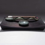 Oriental Brush holder 005